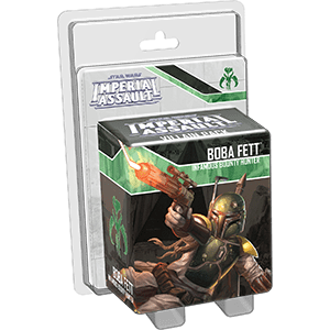 Star Wars Imperial Assault Boba Fett