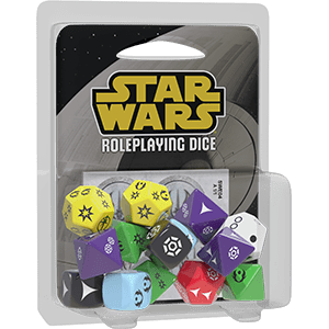 Star Wars: Edge of the Empire: Dice