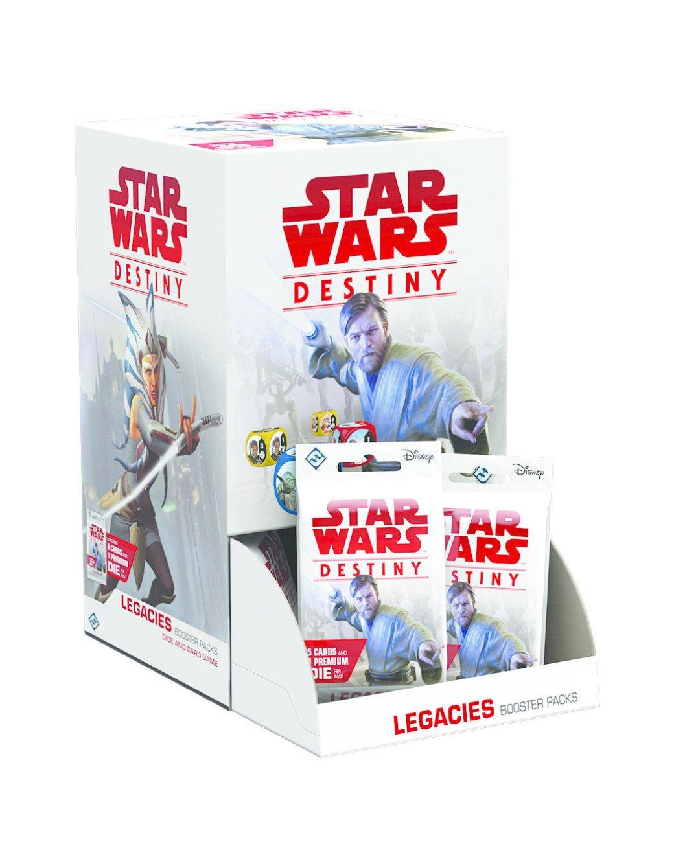 Star Wars Destiny Legacies