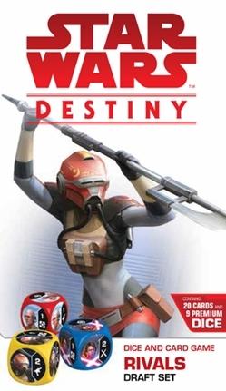 Star Wars Destiny Draft Pack THPGD2GE1FZJP