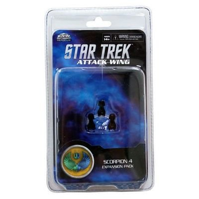 Star Trek Attack Wing: Scorpion 5