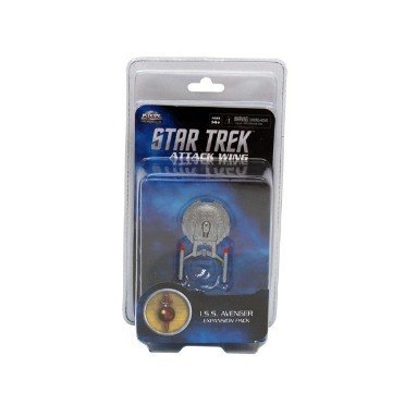 Star Trek Attack Wing: ISS Avenger