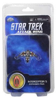 Star Trek Attack Wing: Interceptor 5 5KFMD40D8FYC8