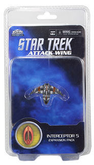 Star Trek Attack Wing: Interceptor 5