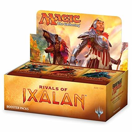 Rivals Of Ixalan Booster Box Z5ZDQN6ZWJ8NT