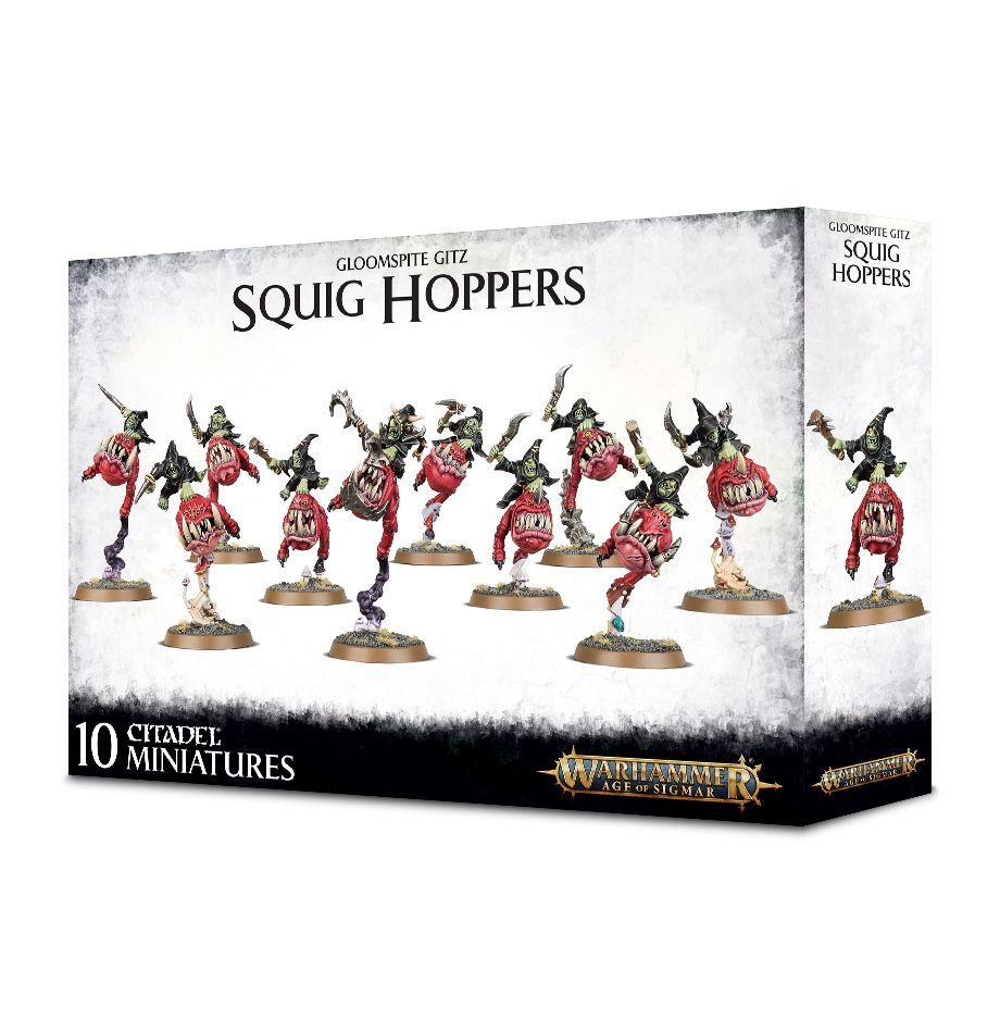 GLOOMSPITE GITZ SQUIG HOPPERS 2MF17RCD2S5KC