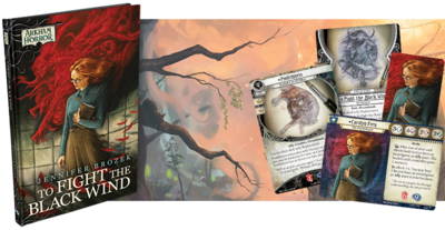 Arkham Horror To Fight The Black Wind