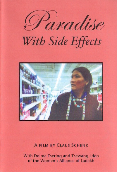 Paradise with Side Effects - DVD