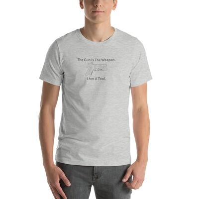 The Gun Is The Weapon T-Shirt