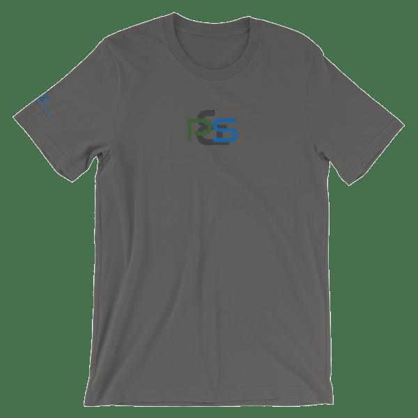 P&S Logo Short-Sleeve Unisex T-Shirt 00001