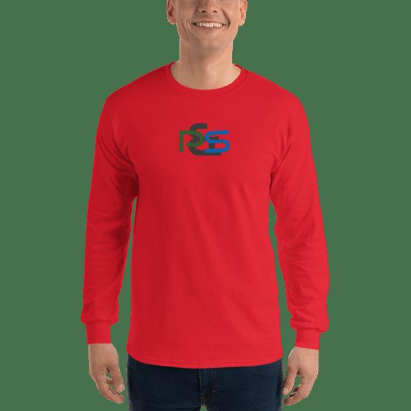 P&S Logo Long Sleeve T-Shirt
