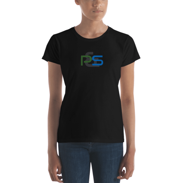P&S Logo Women's short sleeve t-shirt 00008