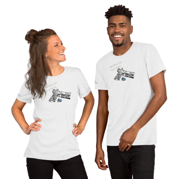 P&S Tools Short-Sleeve Unisex T-Shirt 00019