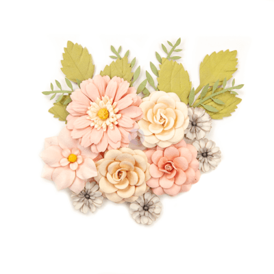 Everyday Beauty - Spring Farmhouse Flowers - Prima