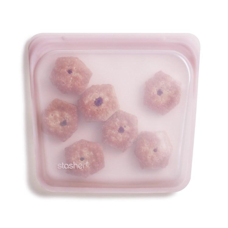 Freezer Bag - Rose Quartz - Stasher