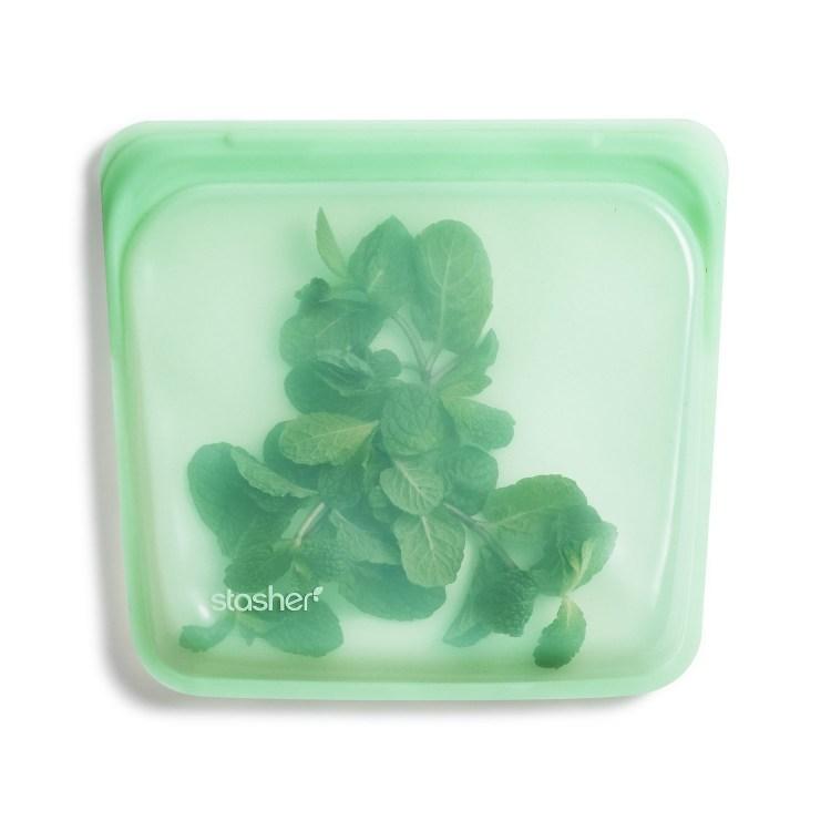 Freezer Bag - Mint - Stasher