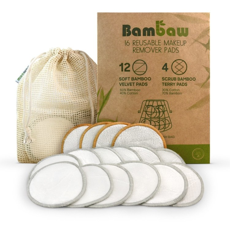 Makeup Remover Pads - Washable