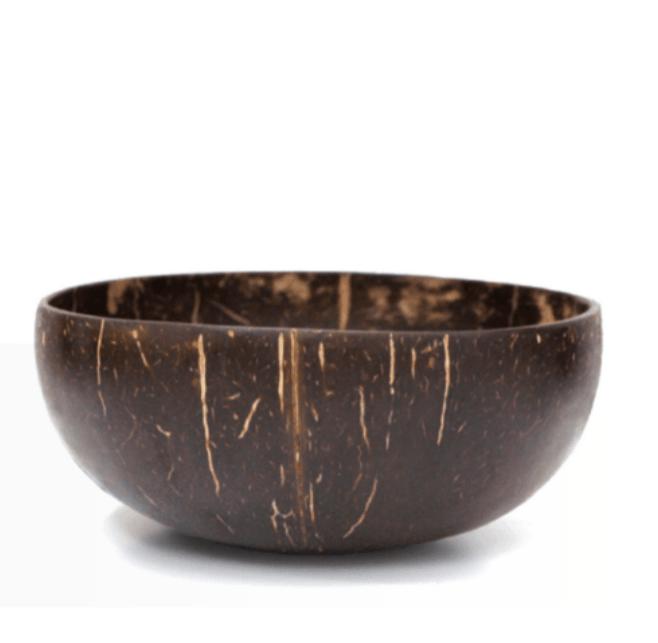 Coconut bowl - set of 2