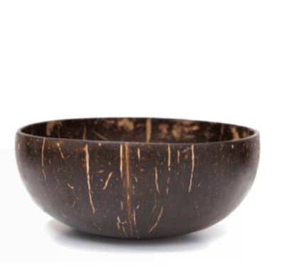 Coconut bowl - set of 2