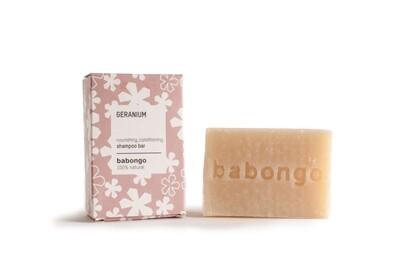 Shampoo bar - Geranium