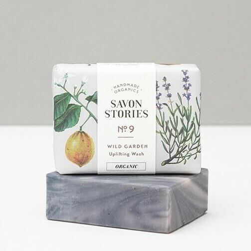 Soap Bar n°9 - Alkanet Wild Garden - Body