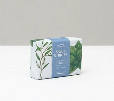 Soap Bar - Peppermint & Tea Tree - Face & Body