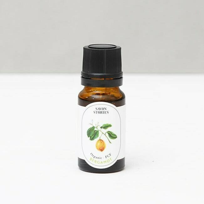 Bergamot - Organic Essential Oils - 10ml