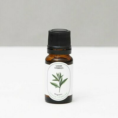 Lemon Verbena - Organic Essential Oil - 10ml