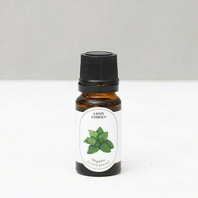 Peppermint - Organic Essential Oil - 10ml