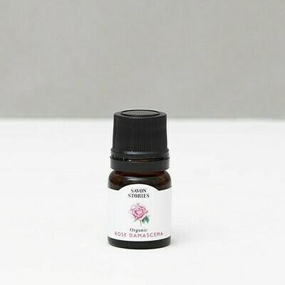 Rose Damascena - Organic Essential Oil - 3ml