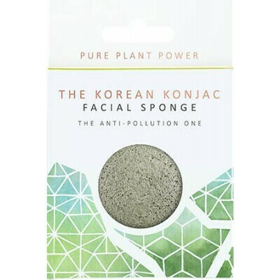 Konjac Sponge - Earth - The Anti-Pollution One