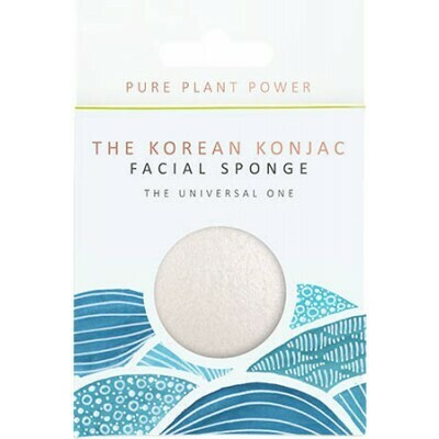 Konjac Sponge - Water - The Universal One