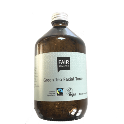 Facial Tonic - Green Tea - Zero Waste - 500ml
