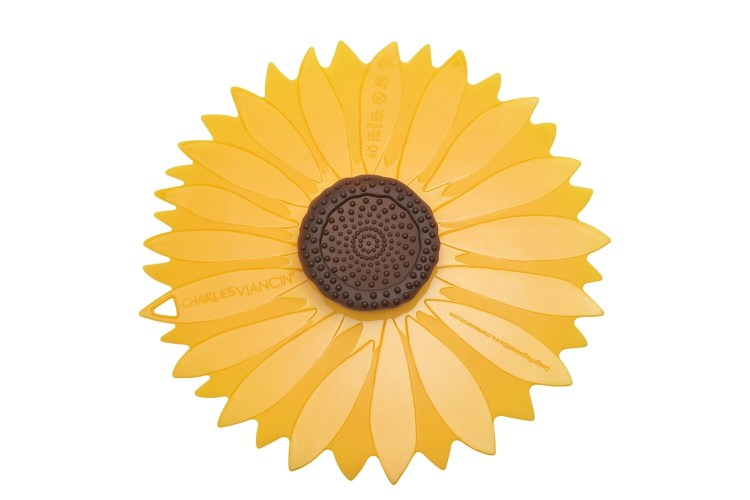 Silicone Lid - Sunflower