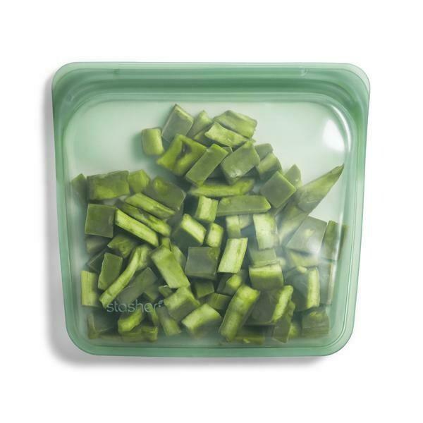 Freezer Bag - Stasher - Agave