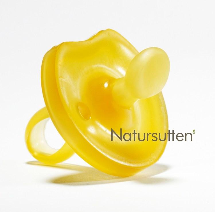 Natursutten pacifier butterfly - ortho