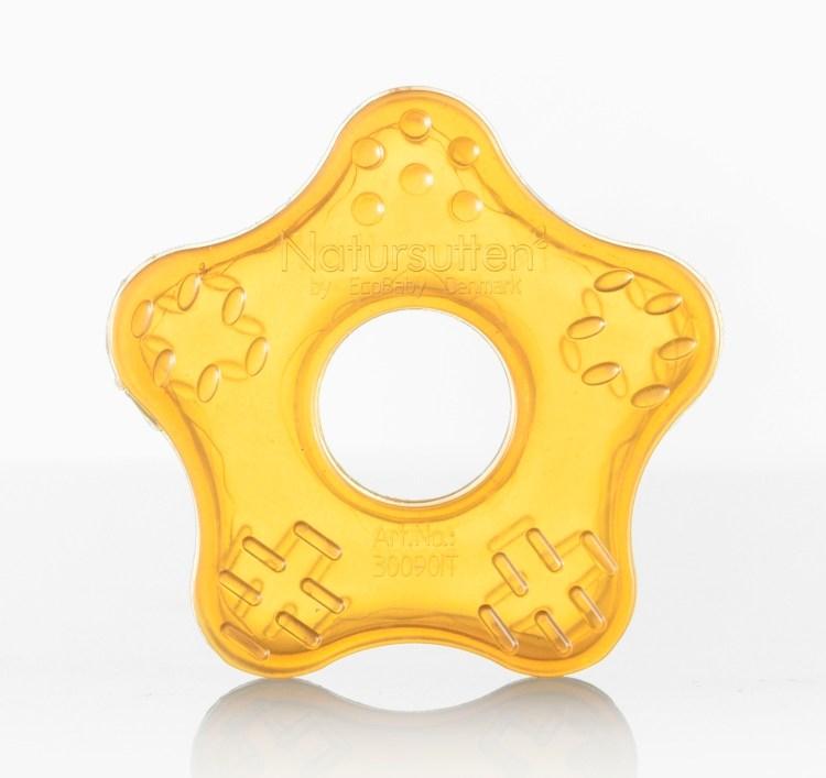 Natursutten teether toy - Starfish
