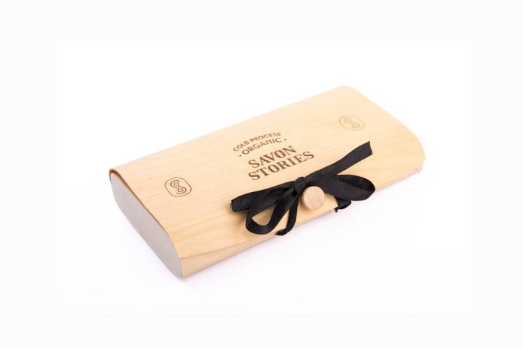 Savon Stories Wooden Gift Set