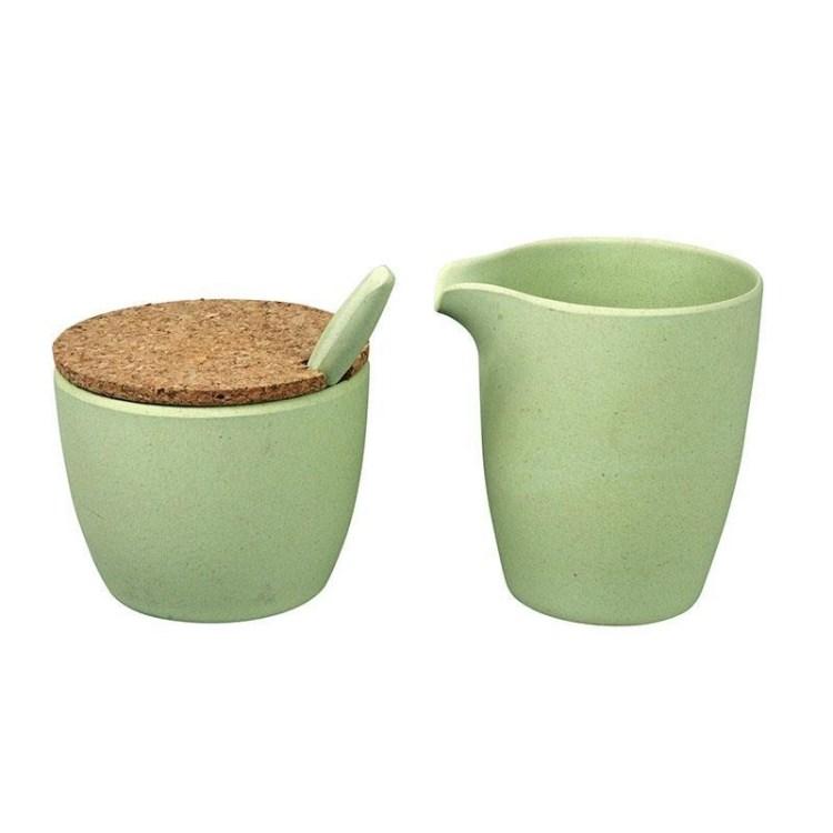 Dash & Dulce milk&sugar set (Willow green colour)
