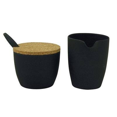 Dash & Dulce milk&sugar set (Black colour)