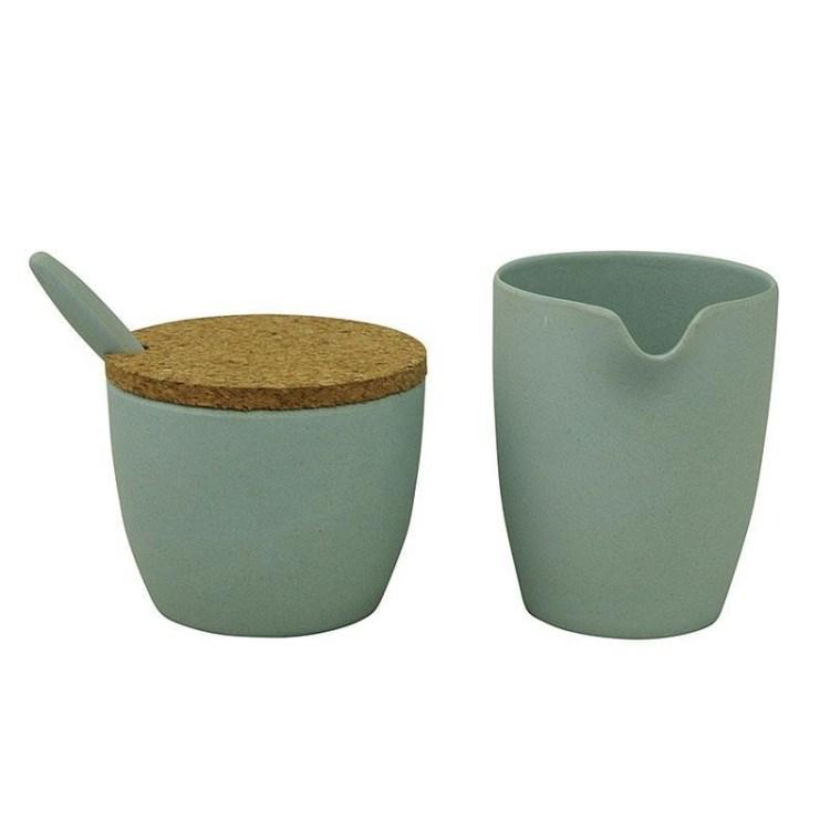 Dash & Dulce milk&sugar set (Blue colour)