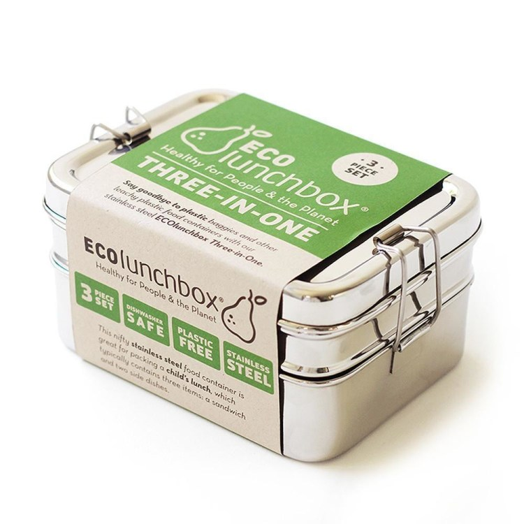 Three-in-One Classic lunchbox
