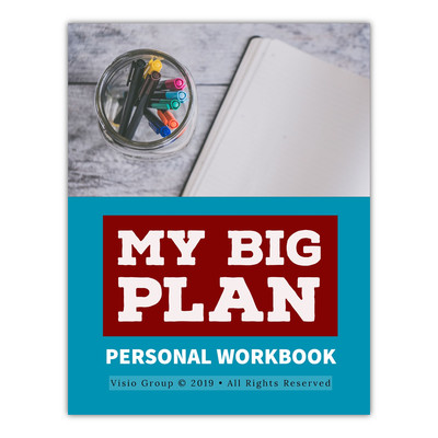 My Big Plan | Personal Workbook