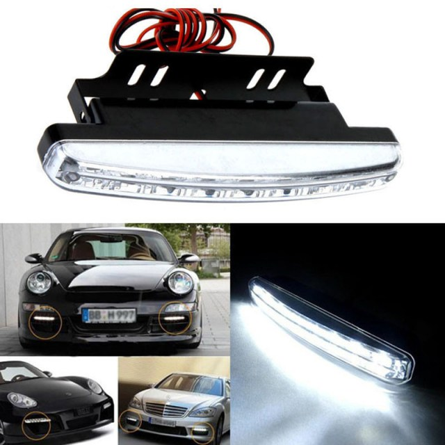 8LED Fog Lamp