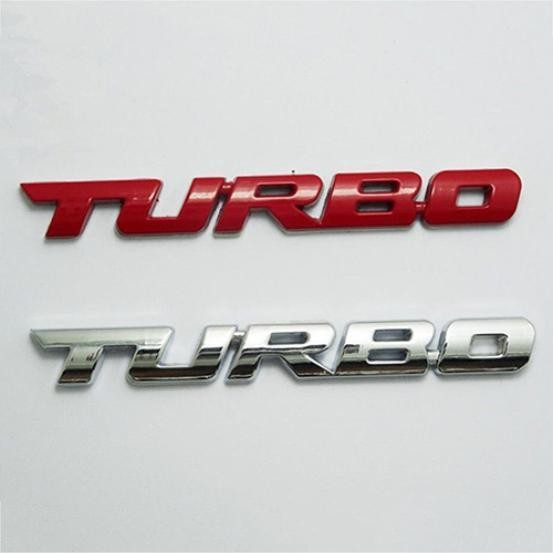 Diesel Turbo Stickers