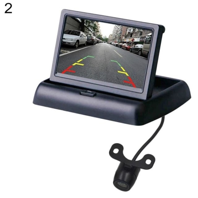 4.3 Inch Portable Car Monitor