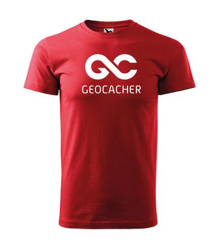 """Tričko """"Geocacher"""" 0008"""