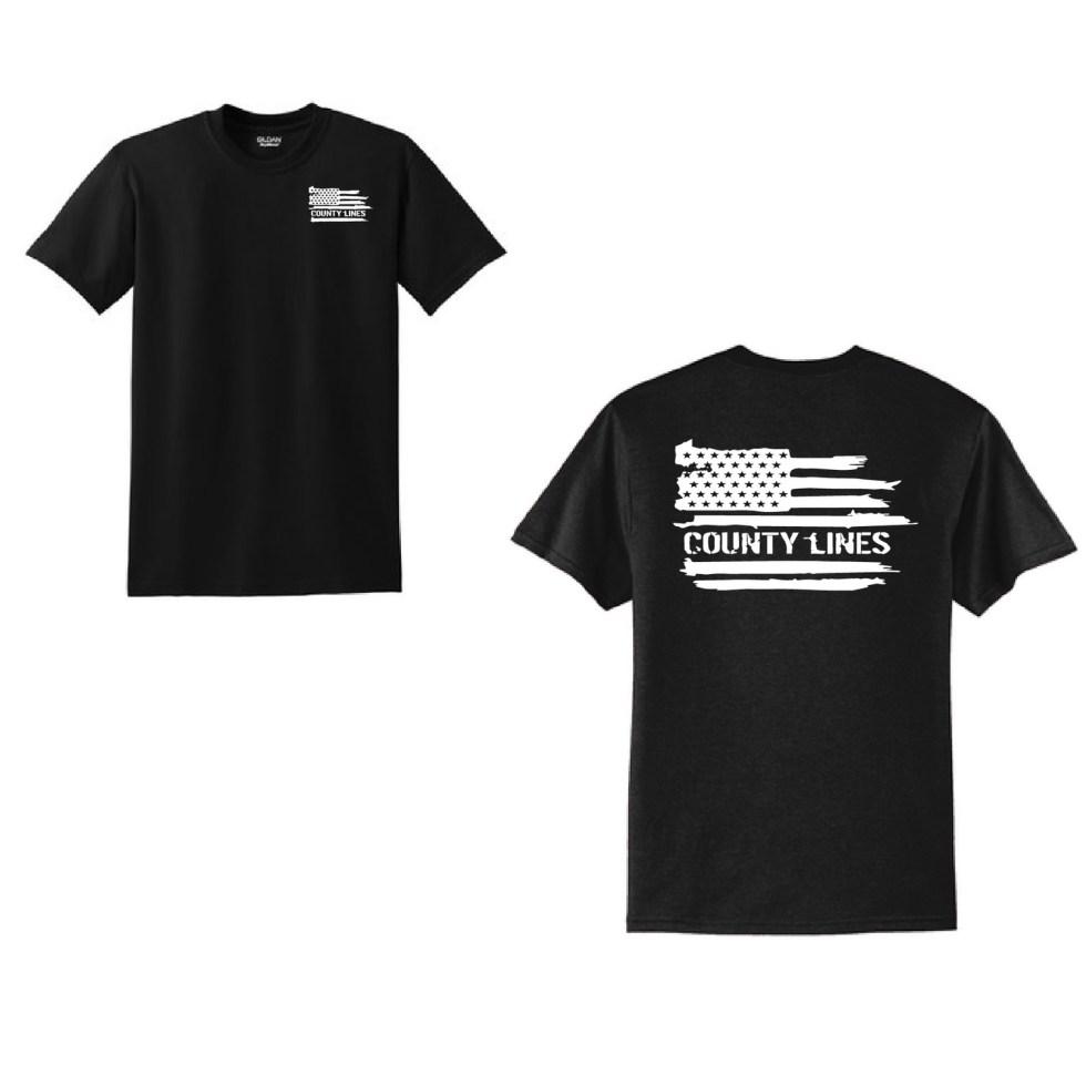 County Lines Original T-Shirt