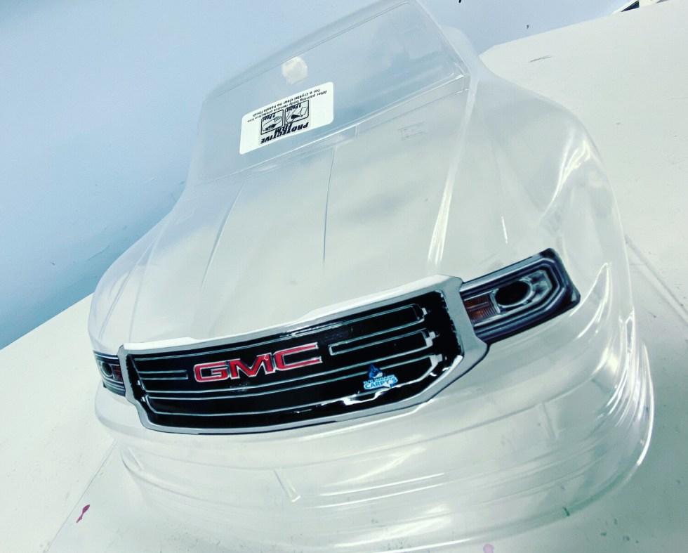 Protoform ORT Alternative Headlights & Grill GMC