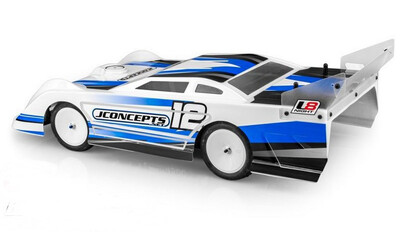 JConcepts L8 Night Late Model Wrap (Designed to Order)